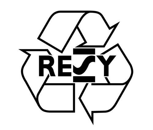 RESY-Zeichen - Siegel für garantierte Rücknahme   Kartonara.de