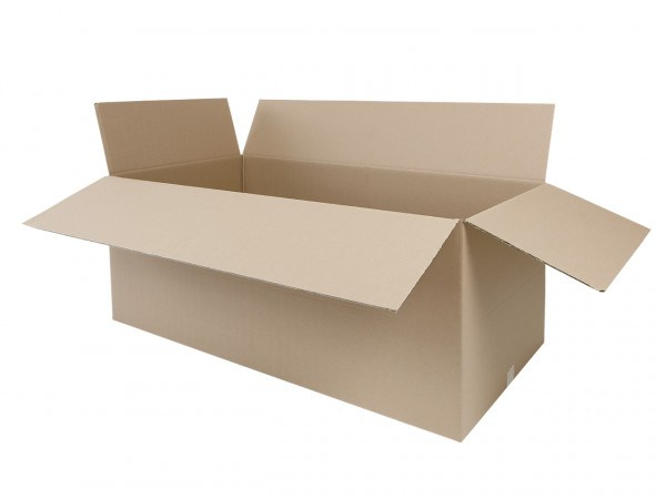 Faltkarton 1200x600x600 mm (2-wellig), höhenvariabel 300-600 mm