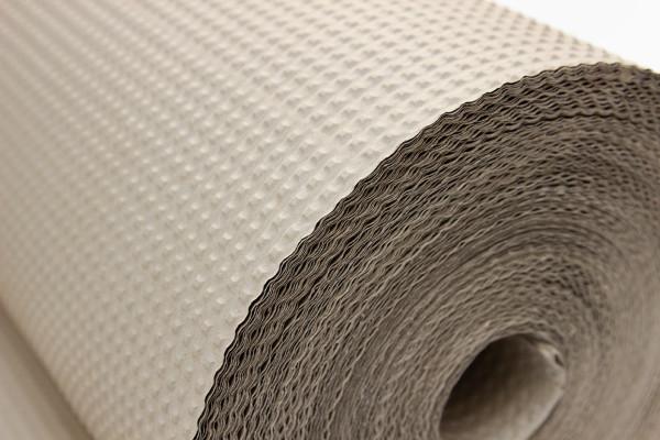 FORMPack Polsterpapier mit Noppenprägung Rollen 1,0 x 70 m 125 g/m²