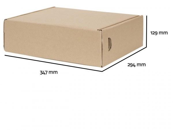 Sicherheitsverpackung (ähnlich DHL Packset) M