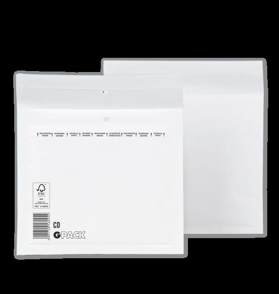 1 Palette Luftpolsterumschläge CD