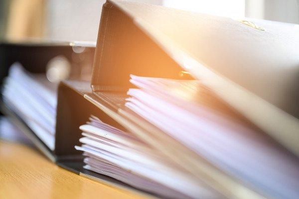Aktenordner-Kartons-Ordnerverpackungen