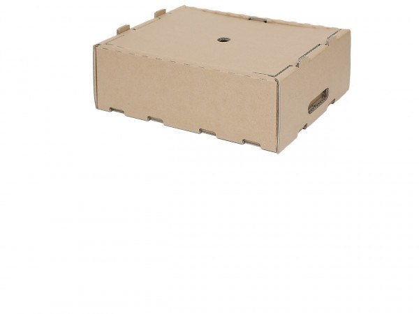Kleinladungsträger (KLT) 1741 356x258x128mm