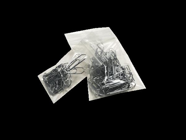 1000 LDPE Druckverschlussbeutel 60x80 mm, 50my