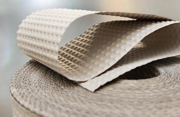 FORMPack Polsterpapier mit Noppenprägung Rollen 0,8 x 70 m 125 g/m²