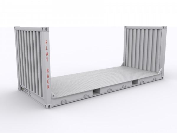 Flat-Rack-Container-Informationen