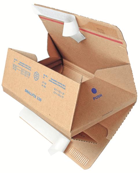 Premium Blitzbodenkarton 213 x 153 x 37 mm DIN A5