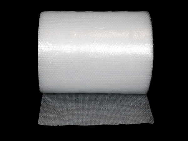 Luftpolsterfolie 0,75 x 100 m/ 10 mm Noppe/ 60 µm