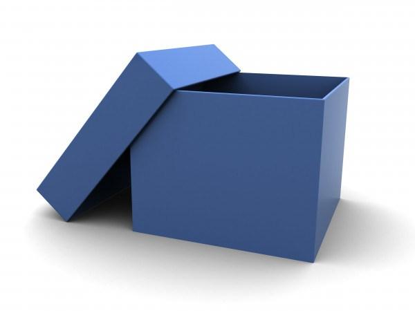 Stuelpdeckelkarton-Deckelschachtel