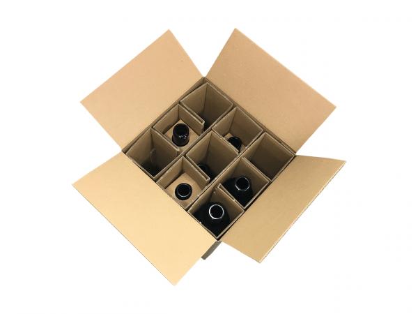 Flaschenkarton-Glasflaschen-sicher-verschicken