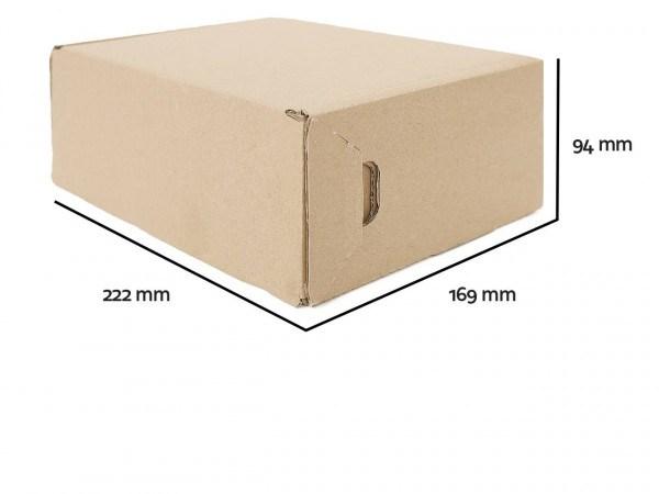 Sicherheitsverpackung passend DHL Packset S