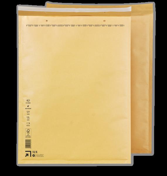 1 Palette Luftpolsterumschläge K10 (10/K) braun